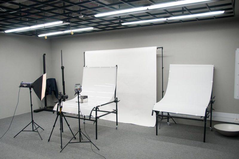 Herramientas estudio de fotografía