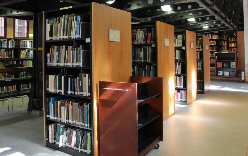Herramientas biblioteca de arquitectura y diseño
