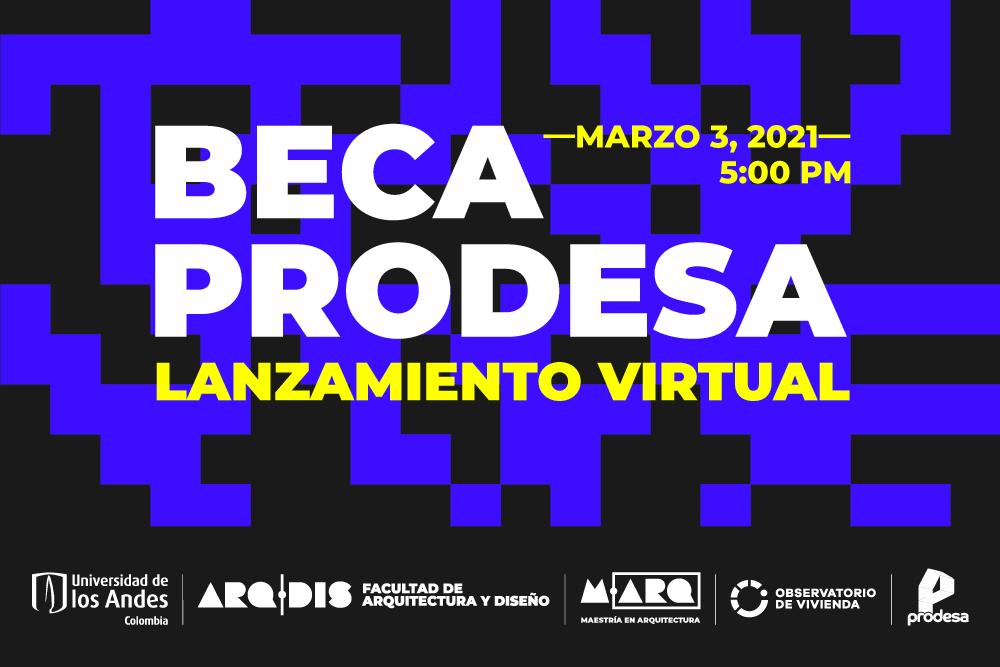 Beca Prodesa 2021