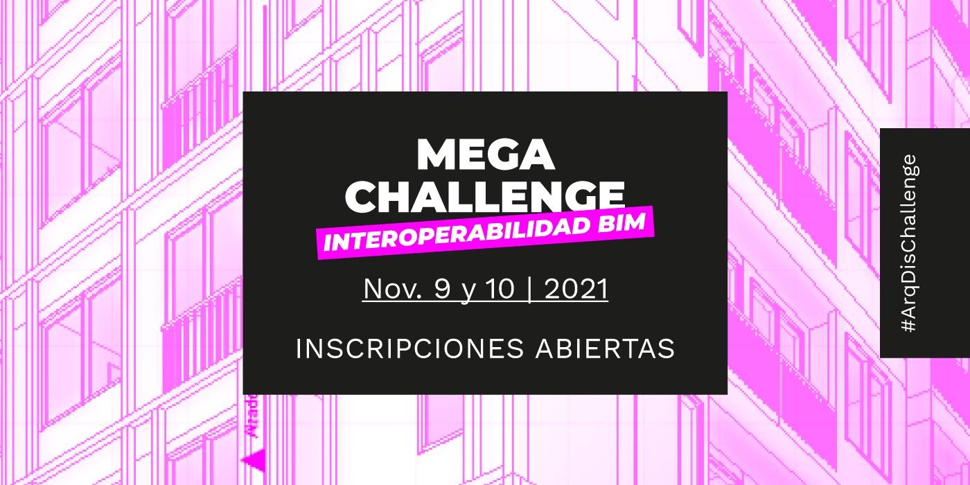 Megachallenge Interoperabilidad BIM